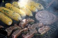 The SA grill