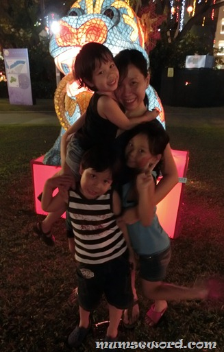 Hong Lim Park Lantern Festival
