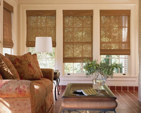 bamboo window blinds and shades