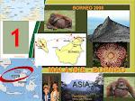 Asie (Borneo, Malajsie, 2008) 1.část