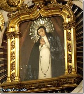 La Virgen de la Paloma - Madrid