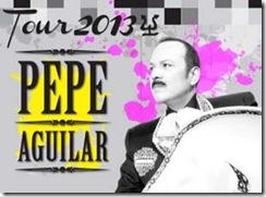 Pepe Aguilar en palenque fiestas durango 2013