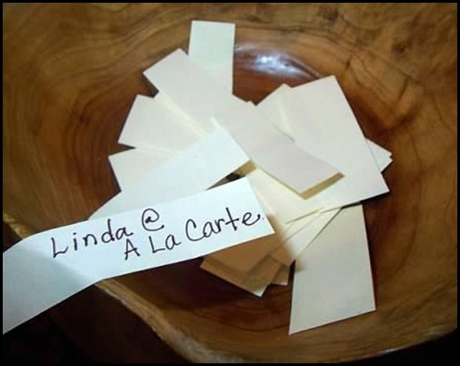 Linda winner
