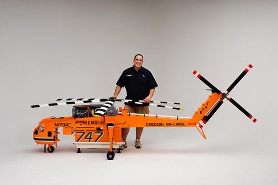 Helicóptero de Legos 02