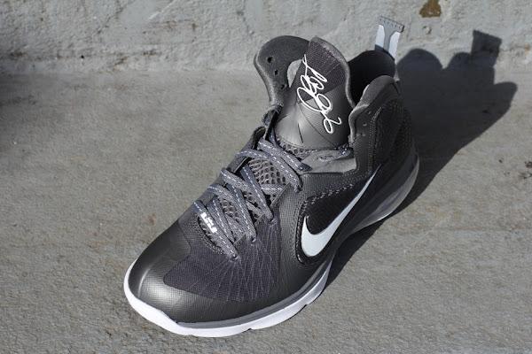 Nike LeBron 9 8220Cool Grey8221 Arriving at Retailers