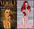 capa-vogue-princesas-desenho