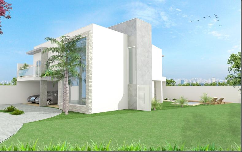 Projeto residencial -Villa do Bosque - Sorocaba 2