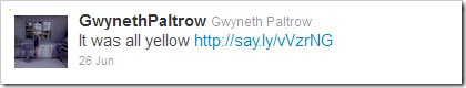 Gwyneth Paltrow (GwynethPaltrow) on Twitter
