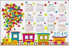 необычные календари на 2015 год