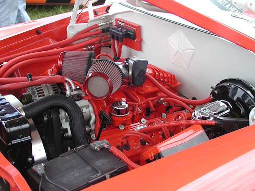1956 Dodge with 5.7L Hemi at