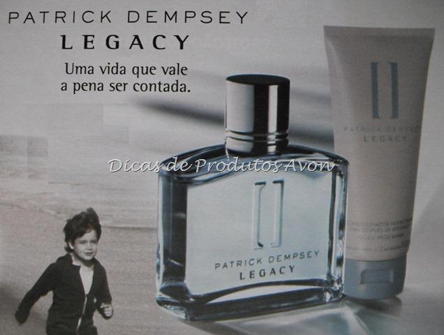 Patrick Dempsey Legacy