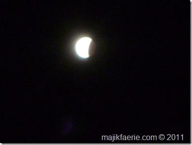 31 lunar eclipse