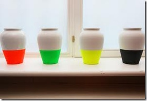 thecoolhunter neon vases