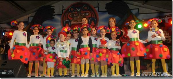 San Bartolomé Carnaval Chinijo