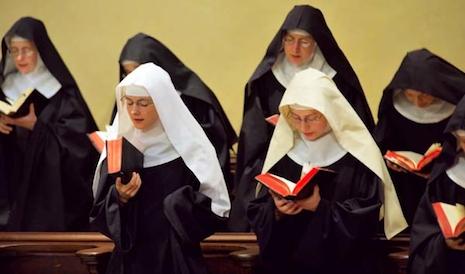 Jumlah Biarawati Baru Meningkat Tiga Kali Lipat di Inggris