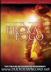 Baixar Filme À Prova De Fogo DVD-R