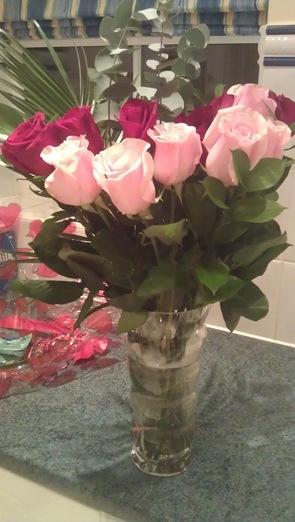 Valentine Roses 2012