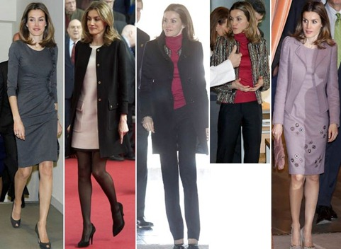 March 5, 6, 7, 8 - Letizia