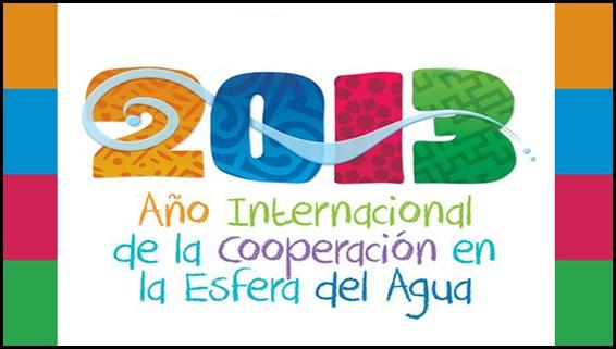 Día mundial del agua 2.013