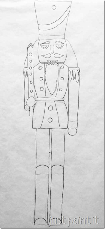 Nutcracker pattern