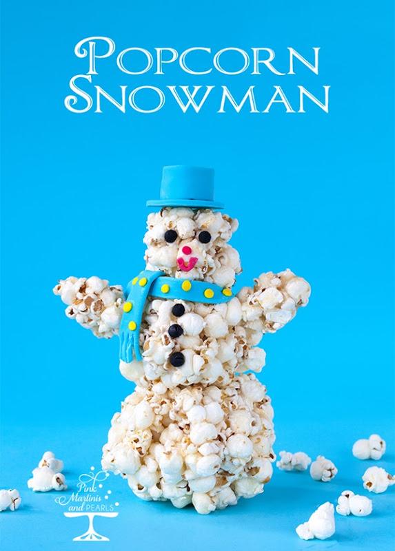 Popcorn Snowmen-8510-700