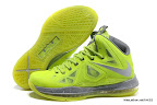 lbj10 fake colorway volt 1 03 Fake LeBron X
