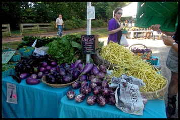 Williamsburg - Wed - farmers market 015