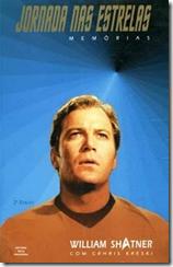 Capa do livro Jornada nas Estrelas - Memorias