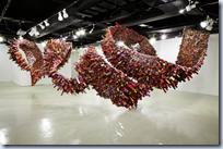3D Magazine Sculptures