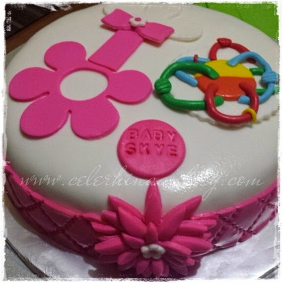 Review Skyes Monthly B Day Cake From My Sweets Haven Reigningstill