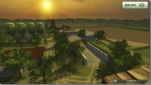 The-castle wall-1-v- 2.0-farming-simulator-2013