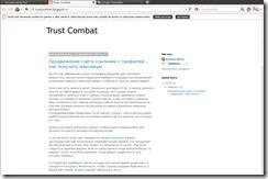 trustcombat Blog Spam 01