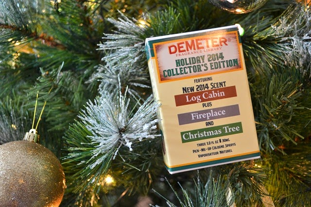 Demeter Holiday 2014 Collector Edition