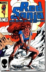 P00012 - Red Sonja v2 #10