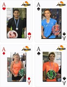 SANE: Póker de jóvenes talentos. La marca renueva a sus principales figuras este 2013.