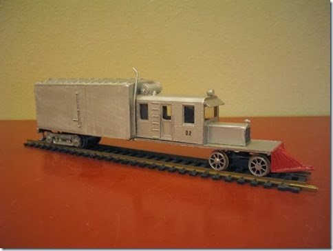 "HO-Scale ""Galloping Goose"""