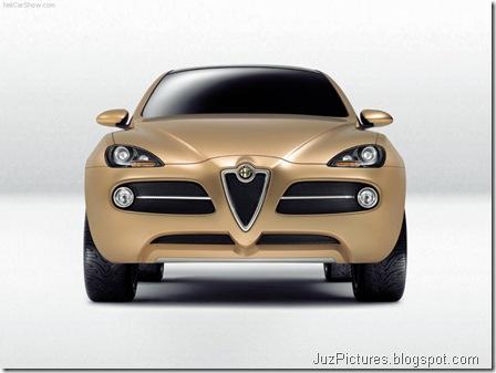 Alfa Romeo Kamal Concept (2003)4