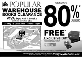 Popular-Warehouse-Books-Clearance-2011-EverydayOnSales-Warehouse-Sale-Promotion-Deal-Discount