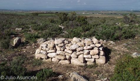 Lugar de aparición del guerrero de Turbil