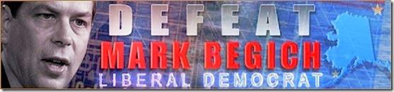 Defeat Mark Begich banner