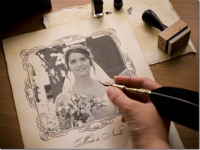 moda da novela alto astral - look vestido de noiva da laura capítulo dia 26 de novembro de 2014