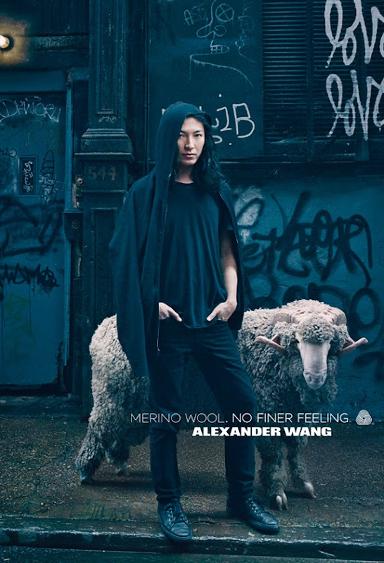 Alexander-Wang-The-Woolmark-Companys-Merino-Wool-No-Finer-Feeling