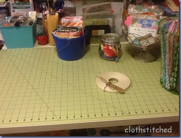 cutting table 2