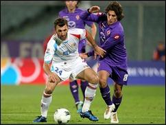 Fiorentina vs Catania
