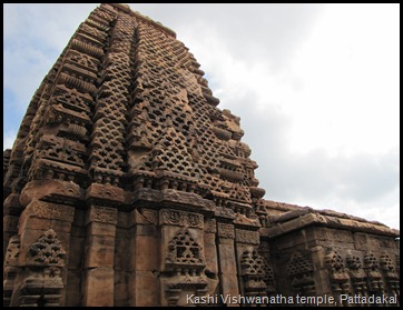 Kashi Vishwanatha temple, Pattadakal