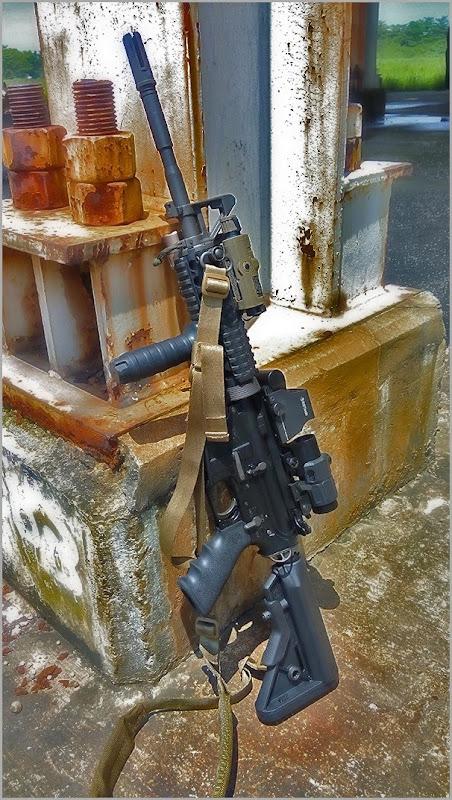 001 GHK M4全