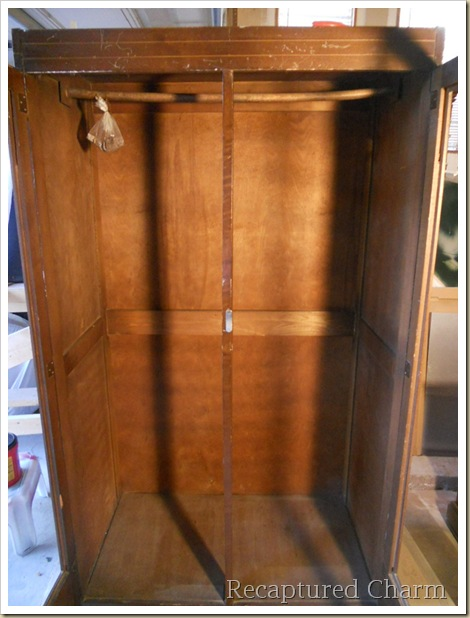 antique armoire 015