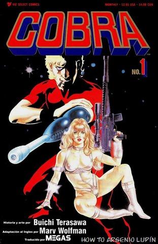 P00001 - Cobra Manga USA #1 (de 12