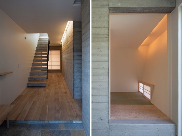 house in fuji by level architects 8