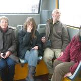 le bus 11A nous fait faire une courte visite en ville